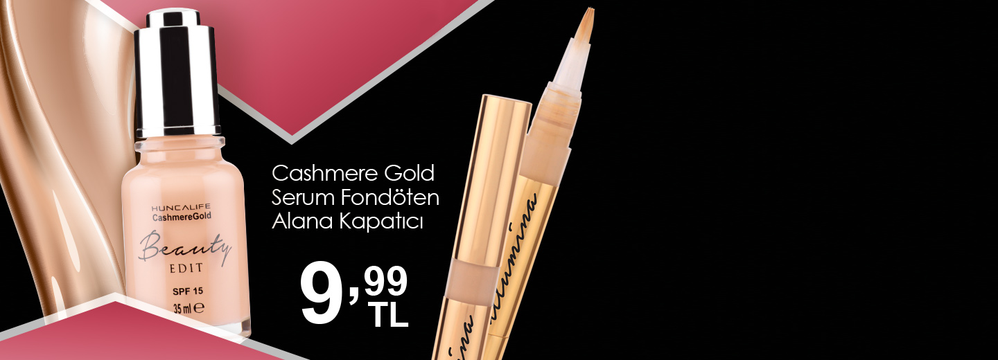 CASHMERE-GOLD